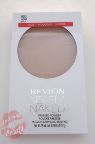 revlon nearly naked pressed powder