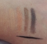 New Annabelle Quad Eyeshadows, Retractable Eyeliners